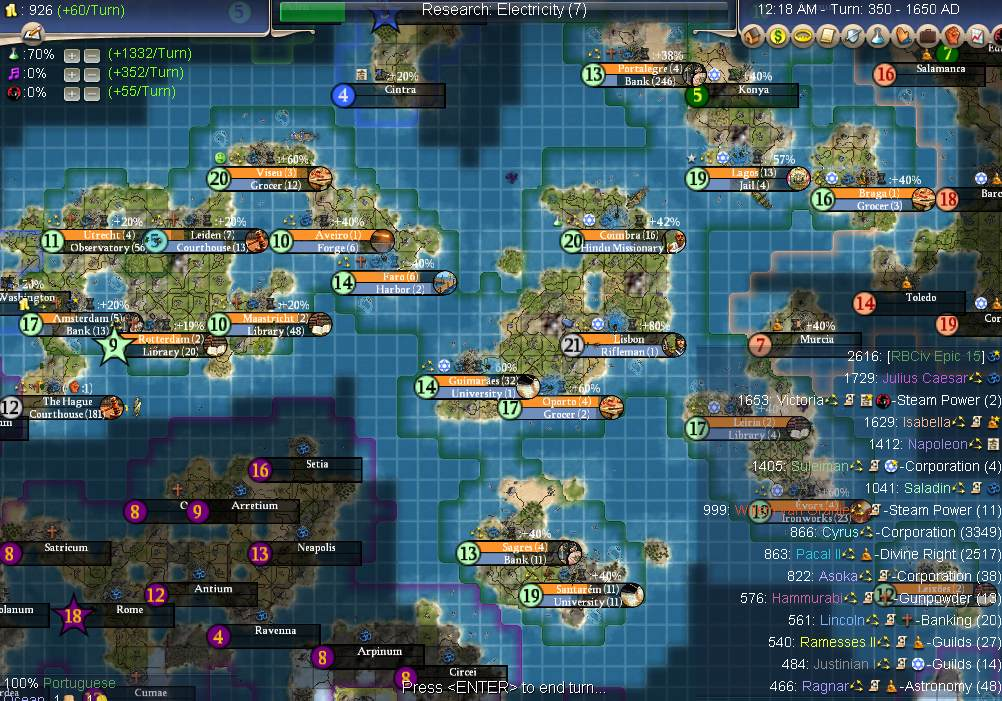 how to play civ 4 colonization