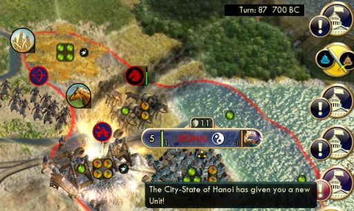 how to get city states to like you civ 5