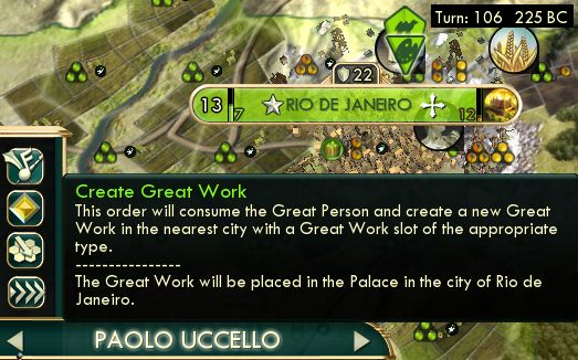 civ 5 how to end turn