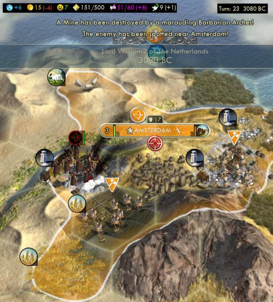 tile map civilization 5 gods kings dutch science